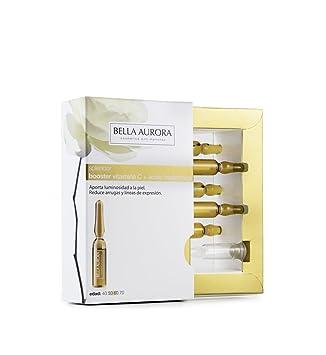 Bella Aurora, Splendor ampollas. Booster Vitamina C y Ácido Hialurónico: Amazon.es: Belleza