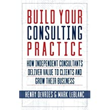 Build Your Consulting Practice: How Independent Consultants Deliver Value to Clients and Grow Their Business