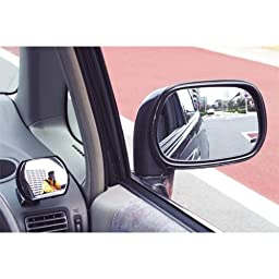 Broadway Lane Change Mini Mirror 90 x 66mm BW-31