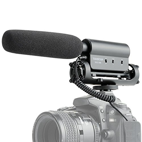 TAKSTAR SGC-598 Interview Microphone