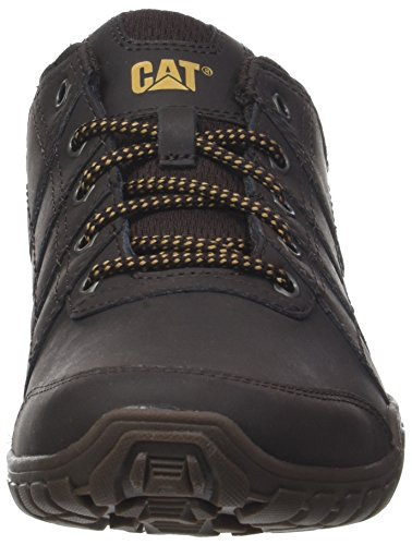 Uomo Caterpillar Mens Mens Coffee Coffee Marrone Sneaker Instruct Eqq67