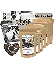 Coffee trip around the world 360g box as a sample package of fine coffee from all over the world in a gift box as a gift for coffee lovers