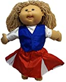 American Cheerleader For Cabbage Patch Kid Dolls