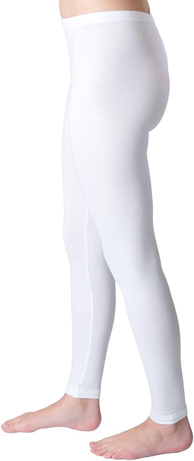 HERMKO 1720 Leggings de Mujer 100% algodón orgánico ...
