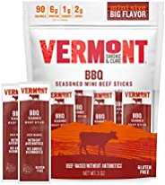 Vermont Smoke & Cure Abf Bbq Beef Sticks,