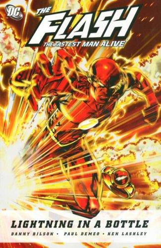 Flash - The Fastest Man Alive, Book 1: Lightning in a Bottle pdf