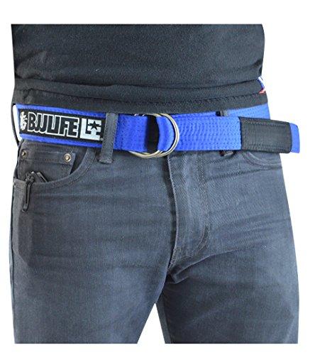 BJJ Life Street Belt Blue Large