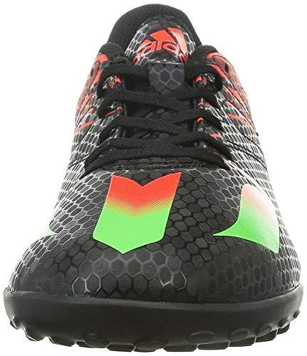 Adidas Tf Versol noir De Chaussures 15 negbas Noir Rojsol Messi Pour Football 4 000 Homme rBH4rq