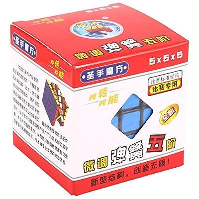ShengShou 5x5 Speed Cube: Toys & Games