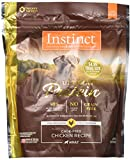 Instinct Ultimate Protein Grain Free Cage Free Chicken Recipe Natural Dry Dog Food by Nature's Variety - 0.75 lb. Trial Size Bag