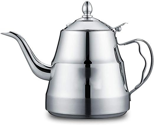 SJQ-coffee pot Cafetera de Acero Inoxidable 304 - asa Anti ...