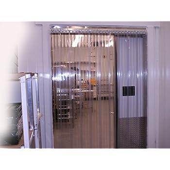 Strip Curtains.com: Strip Door Curtain   60 In. (5 Ft