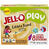 JELL-O Play Edible Sand, 6 oz (Pack of 24)