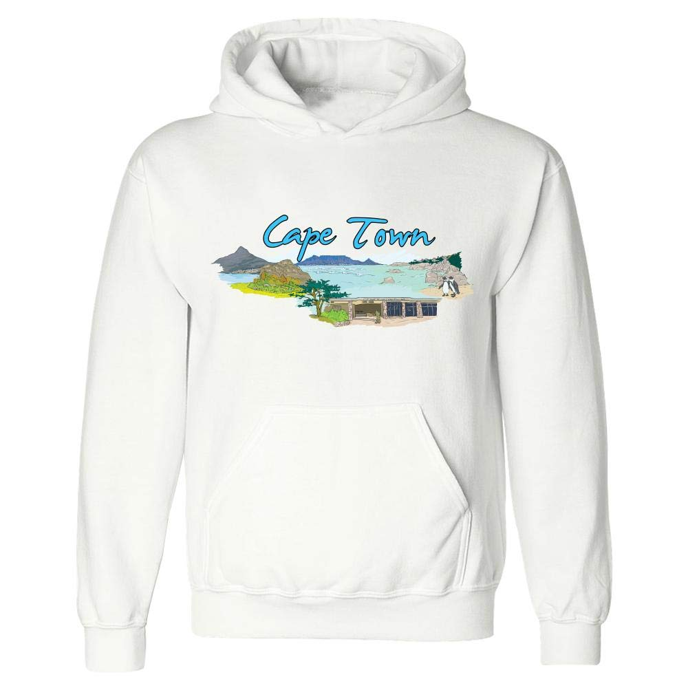 Peyton Winks Cape Town South Africa Hoodie Beautiful Places Around The World