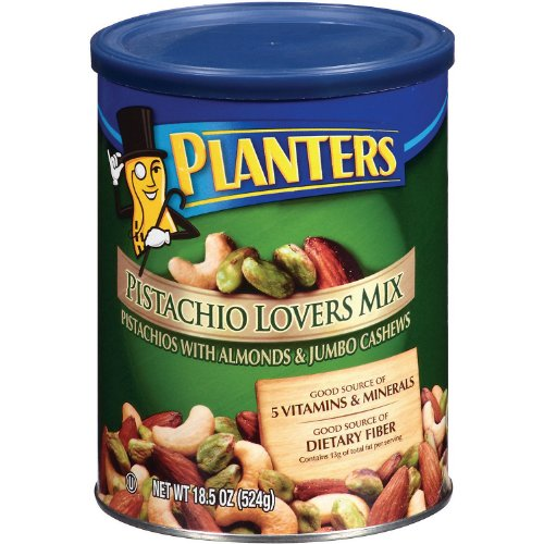 Planters Pistachio Lovers Mix (18.5 oz.)