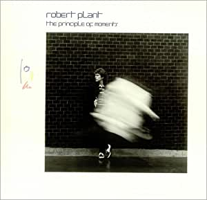 Robert Plant The Principle Of Moments 1983 German Vinyl