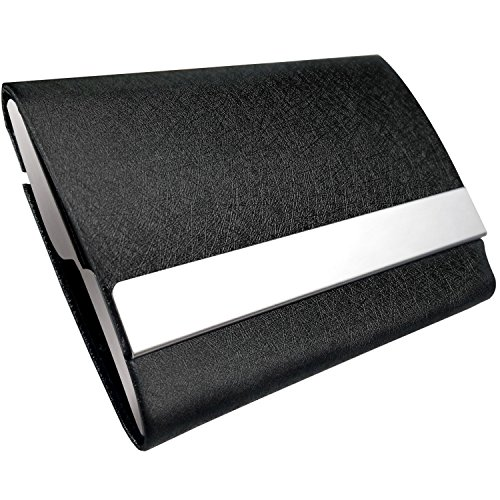 Business Card Holder By Apor - Oracle Grain Leather Business
