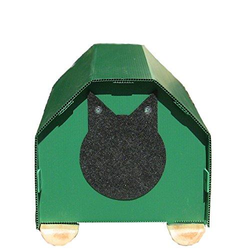 Feline Furniture Heated Feral Cathouse
