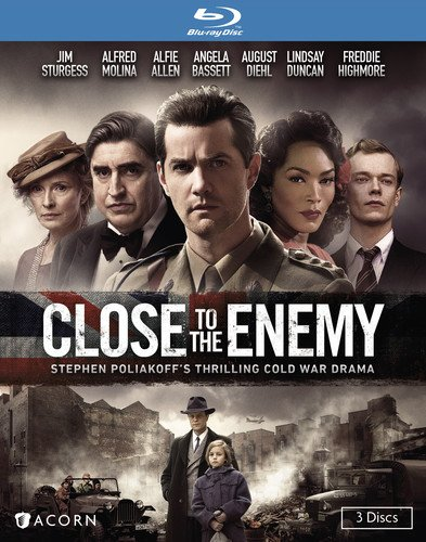 Blu-ray : Close to the Enemy (Blu-ray)