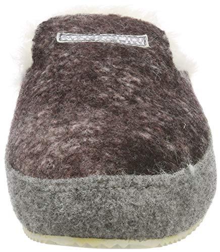 Marrone Footwear N111 Misan nutria Donna Napapijri Pantofole Beige Multi gSqxCII