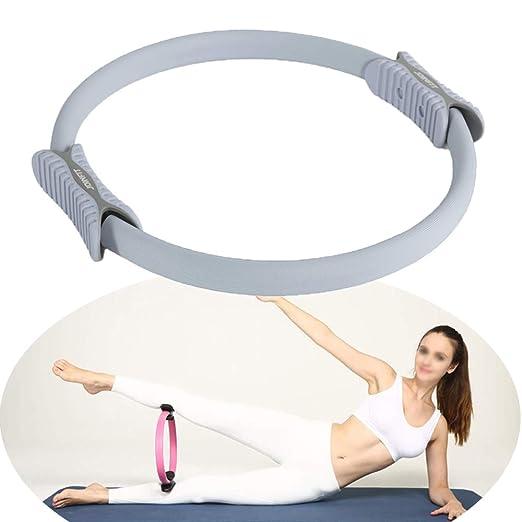 RONG SPORT Forma de Anillo de Yoga, círculo de Ejercicio ...