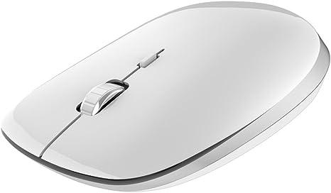 fenifox ratón bluetooth, funda para portátil ratón óptico con ...