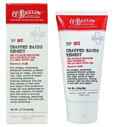 Bigelow Hand Cream - Bath & Body Works C.O. Bigelow No 1012 Chapped Hands Remedy Cream 1.7 fl oz