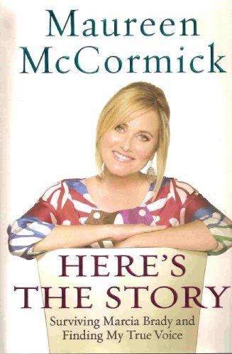 Heres The Story  Maureen Mccormick