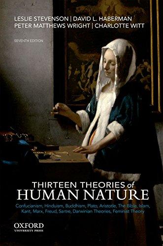 190604727 - Thirteen Theories of Human Nature