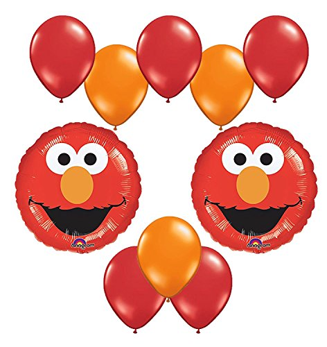 Sesame Street Elmo Balloon Bouquet -