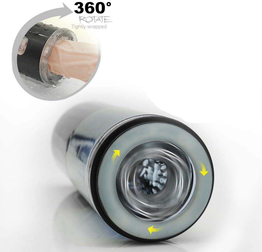 Nessyoou Best Vib/é Automatic M/ál/é M/ást/érbr/át/órs Tǒy S/ück Vibrańtor Invisible Handheld Pocket Durable in Use for Men Wonderful Gifts Ship