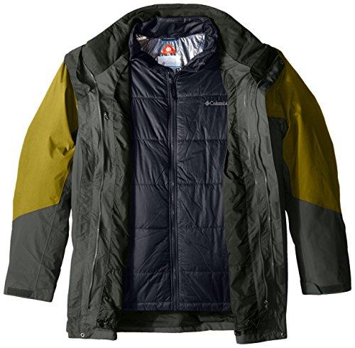 Columbia Gravel Tall Jacket Interchange II Peppercorn Men's Lhotse rq6CwrF