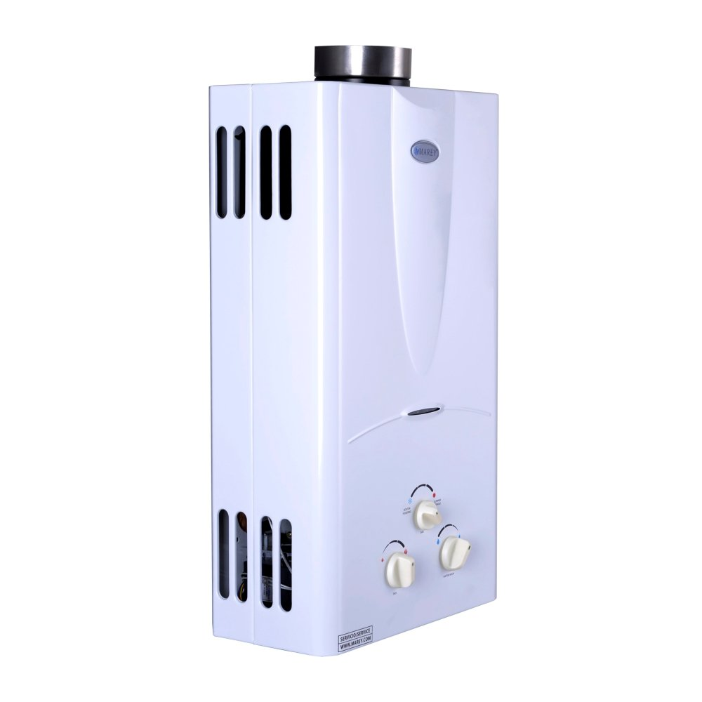 Marey Power Gas 10L 3.1 GPM Propane Gas Tankless Water Heater by MAREY (Image #4)