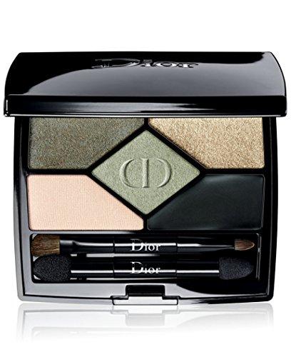 Dior 5 Couleurs Designer Makeup Artist Tutorial Upper and Lower Lash Eyeshadow Palette (308 khaki - Designers Dior