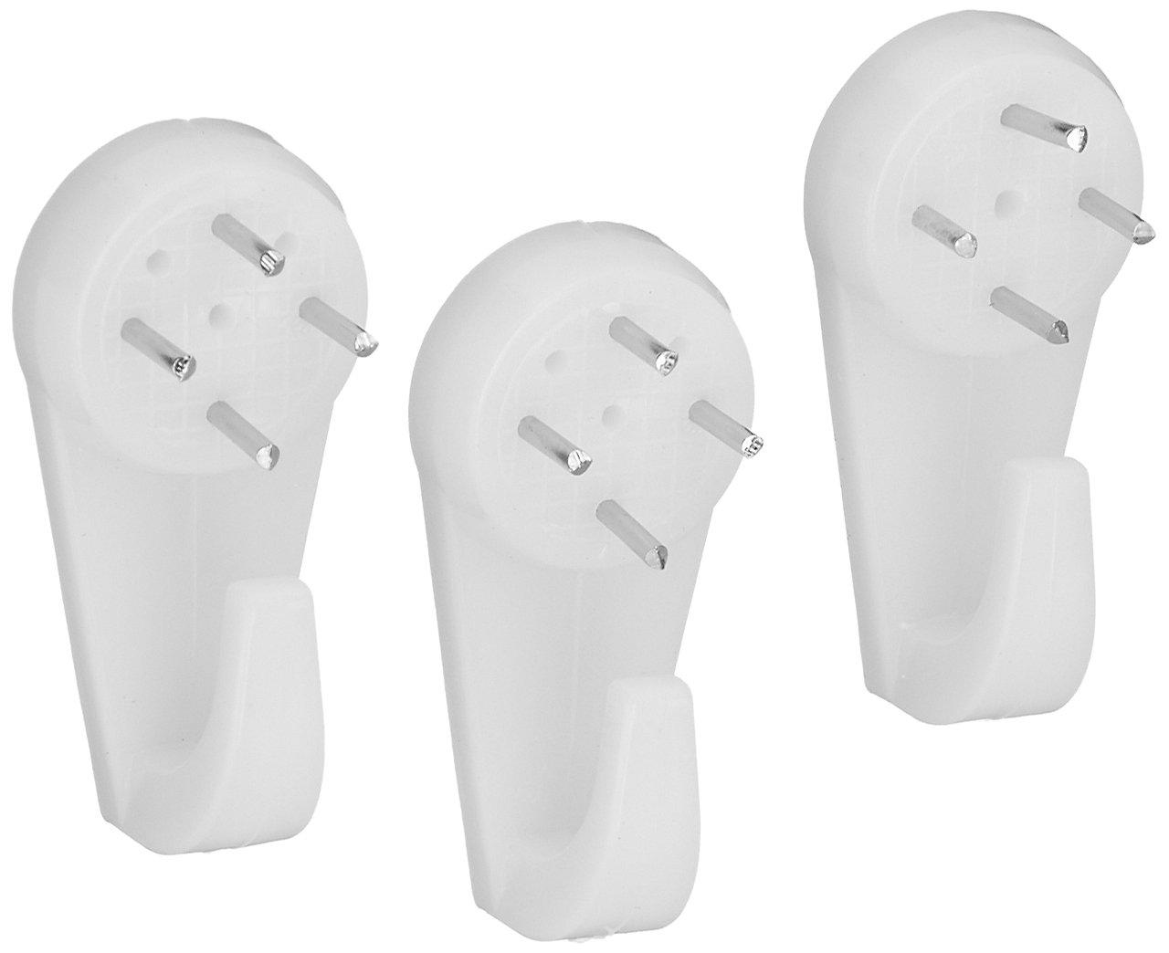 "OOK 50096 25lbs Hardwall Hanger (1-1/2"") (3 Pack) - Picture Hanging Hardware - Amazon.com"
