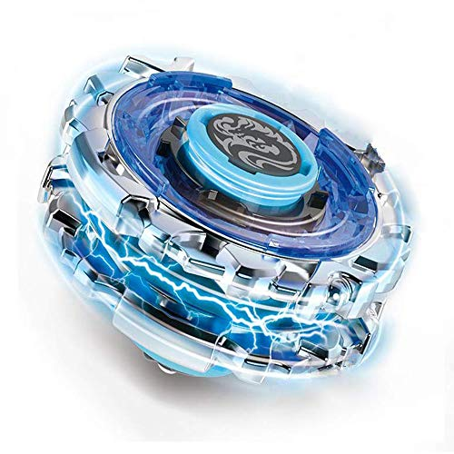 Innoo Tech Bey Battling Top Burst Double Attack Combat Gyro 4D Fusion Model Acceleration Launcher Speed Gyro Kids Toy