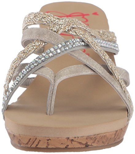 Women's Cruise Sandal Jellypop Silver Wedge Yzq1ZyBYxw