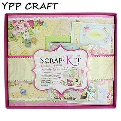 Amazon Photo Album Scrapbook Scrapbook Album Kits Craft 8