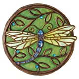 Evergreen Enterprises 25850 Jeweled Dragonfly Stepping Stone
