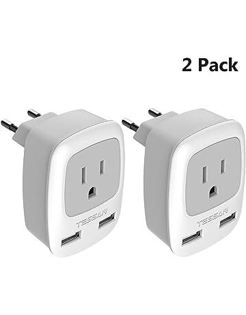 Wondrous Electrical Adapters Amazon Com Wiring Database Gramgelartorg