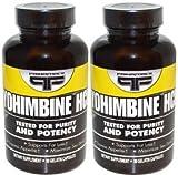 Yohimbine Hcl Supplements Primaforce 90 Vegetarian Capsules (2 Pack)