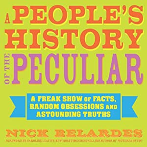 A People's History of the Peculiar Audiobook