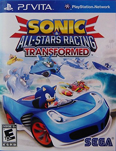 Sega Sonic and All Stars Racing BE 62002