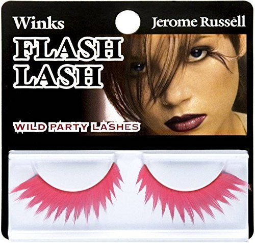 Jerome Russell Winks Flash - Jerome Russell Winks Flash Lash, 80's Pretty N Pink by Jerome Russell