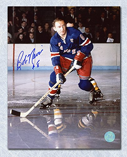 Bob Nevin New York Rangers 8x10 Photo