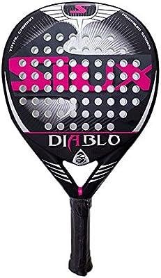 Siux Diablo Mujer Woman Fucsia raqueta padel Paddle: Amazon.es ...
