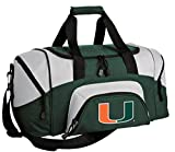 Broad Bay SMALL Miami Canes Duffle Bag University of Miami Gym Bag