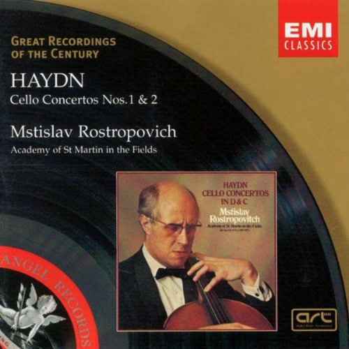 Rostropovich Cello (Haydn: Cello Concertos Nos.1 & 2)