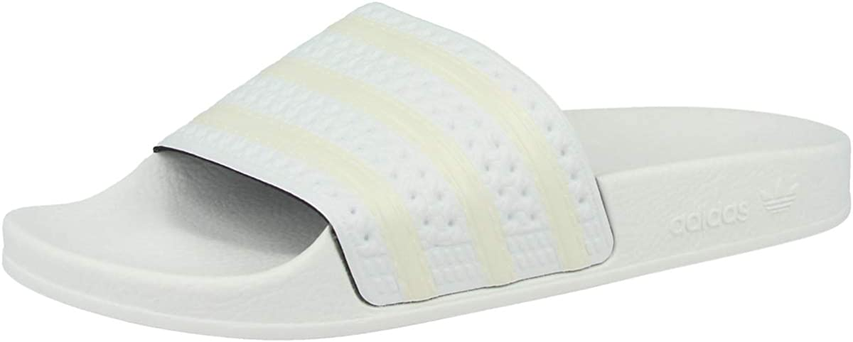 adidas Adilette W, Zapatillas de Gimnasio para Mujer Ftwr White Off White Ftwr White xQXMv