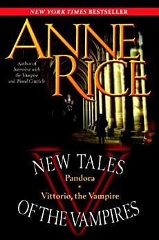 New Tales Vampires Pandora Vittorio ebook